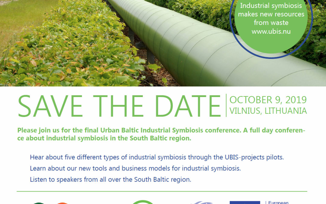 Final conference for project UBIS