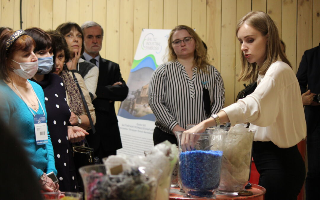 THE LIVING LAB – IN THE CENTER OF SUSTAINABLE ENVIRONMENTAL COOPERATION